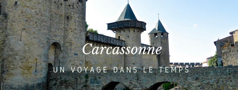 Carcassonne, un voyage dans letemps