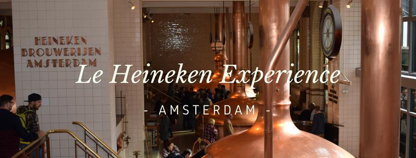 Amsterdam: Le HeinekenExperience