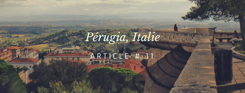 Perugia / capitale del'Ombrie