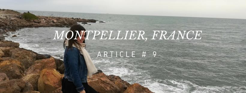 4 jours à Montpellier /itinéraire