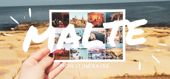 Malte, mon itinéraire de 4 jours