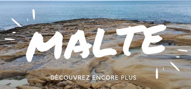 Découvrir Malte en photo