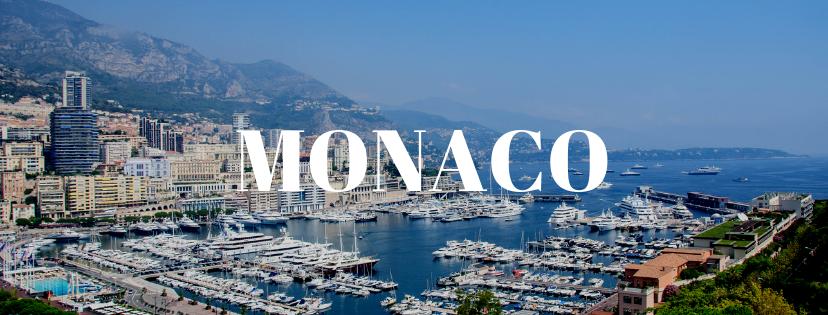 Mon journal de bord:Monaco
