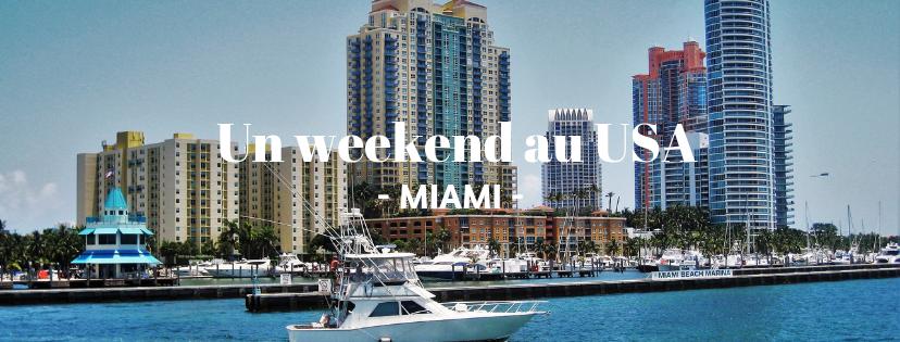 Miami: mon journal debord