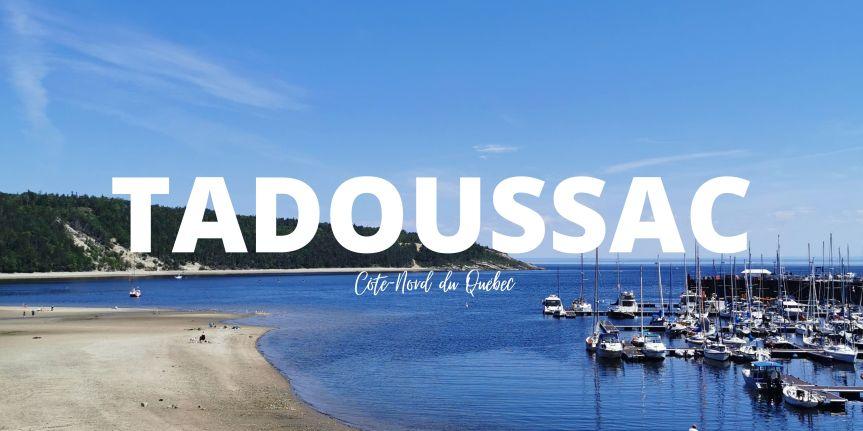 Tadoussac: Une journée, quoi y faire?